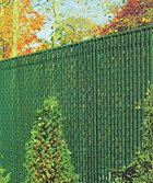 PVT Privacy Slats - Green - 7 ft