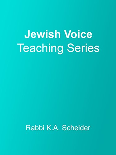 g Series with Rabbi K.A. Scheider ()