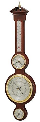 Howard Miller Catalina Thermometer, Clock, Barometer, Hyg...
