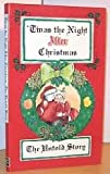 img - for Twas the Night After Christmas: The Untold Story book / textbook / text book