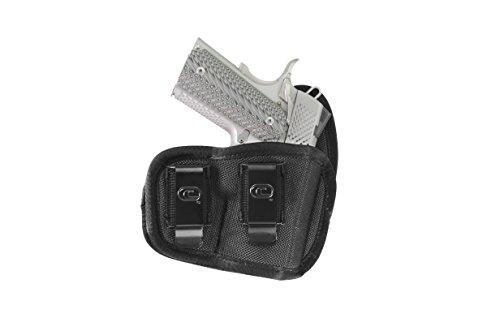 Crossfire Elite Vigor Dual Clip Inside Waist Band Holster, Sub-Compact RH