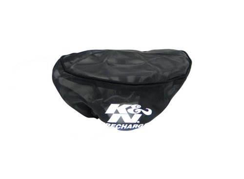 K&N RU-0980PK Black Air Filter Wrap
