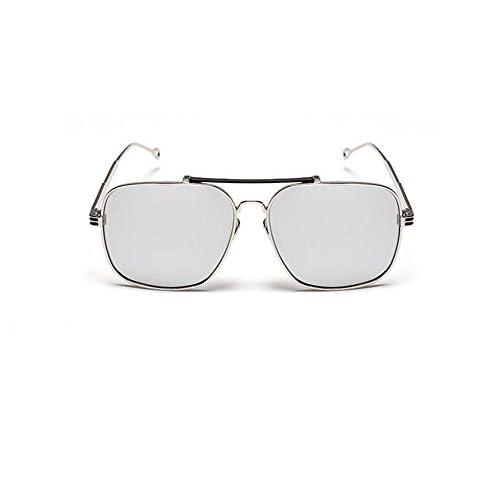 6151c076c1 De bajo costo Alger Gafas de sol estilo vintage Metal Frame Street beat  Anti-UV