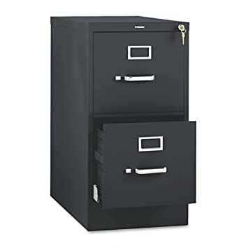HON 512PP 510 Series 29 by 25-Inch 2-Drawer Full-Suspension Letter