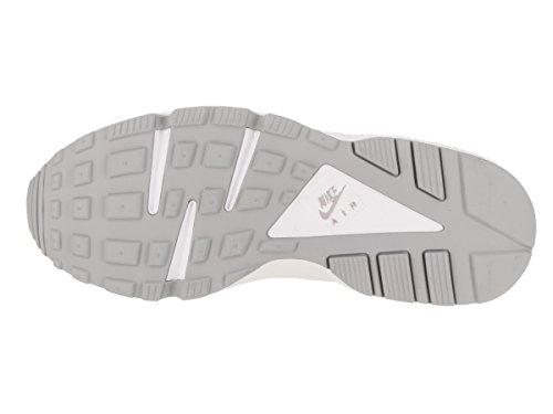 Nike Damen Air Huarache Laufschuhe Iglu / Wolf Grauweiß
