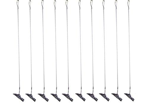 Duckbill Ground Anchors - Pack of 10 - Duckbill 40-DB1 Earth Anchor - Small