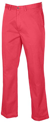 (Ralph Lauren Polo Mens Stretch Classic Fit Cotton Chino Pants (Nantucket Red, 32W x 32L))