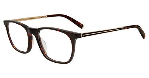 John Varvatos Men's Eyeglasses V406 V/406 Tortoise Full Rim Optical Frame 53mm