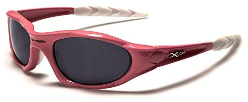 Sol Incluye Estuche Rosa Vault Deporte Ciclismo de Premium Loop 'Extreme' Gafas Case Esqui X Funda qwx4HI8c