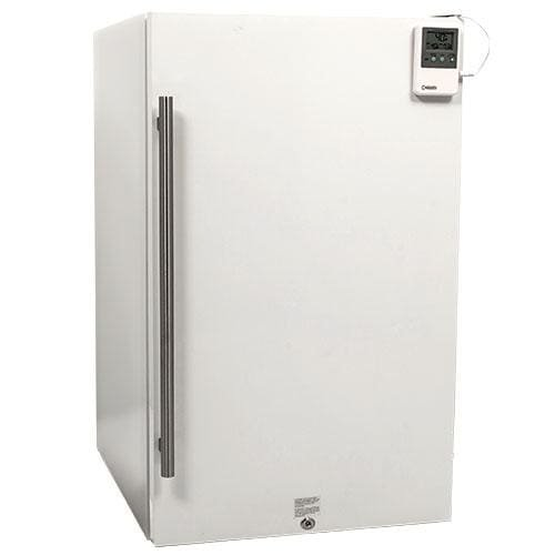 EdgeStar RP400MED 4.3 Cu. Ft. Medical Refrigerator w/ Alarm and External Temperature Display - Frost Free
