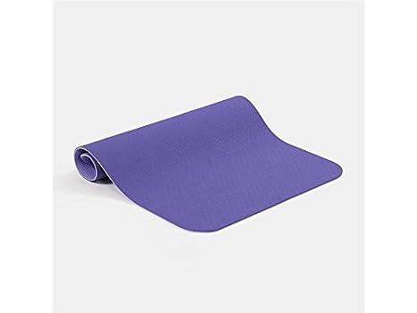 ATTOUPAN - Alfombrilla de Yoga para niños, Color Violeta ...