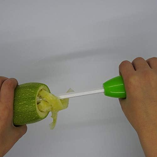 Vegidrill Veggie Corer kitchen Tool Easy Peeler Stuffed Veggie+GIFT W// PURCHASE