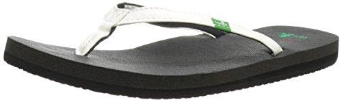 Bundle Sandals Joy Women's amp; White Cleaner 6 Yoga Shoe Sanuk Oxy tqvxfHaf