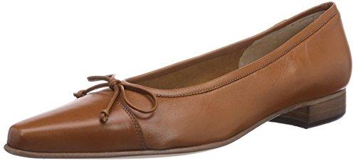 Gabriele 930487, Chaussures À Talons - Avant Du Pieds Couvert Femme Marron Mocca