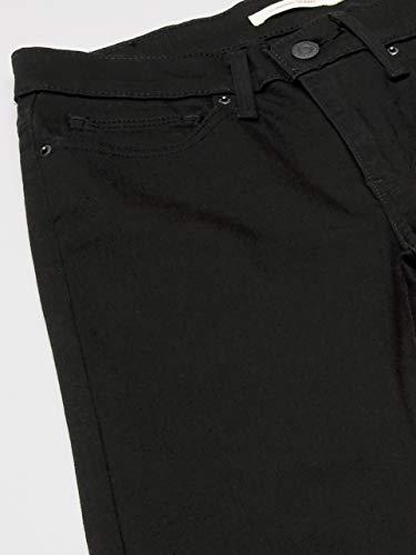Levi's Women's Slimming Skinny Jeans, Blackened Ash, 28Wx30L