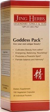 Jing Herbs Goddess Pack 30 Packets