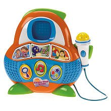 Nickelodeon Knows Your Name ABC 123 Sing Along Programmable Music Player (Backyardigans Pablo Shape)