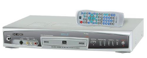 GoVideo R6530 Progressive-Scan DVD Player/Recorder