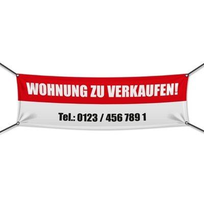 PVC) Casa de Vender Anuncio, Publicidad Banner, lona, diseño ...