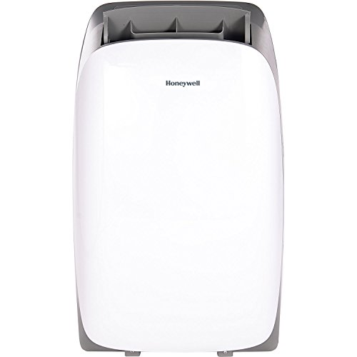 Honeywell HL14CESWG HL Series 14000 BTU Portable Air Conditioner with Remote Control, White/Gray (Honeywell Blue Air)