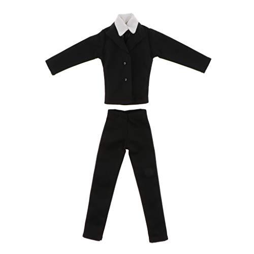 Amazon.es: Toygogo Trajes Formales Conjunto De Muñecas Masculinas ...