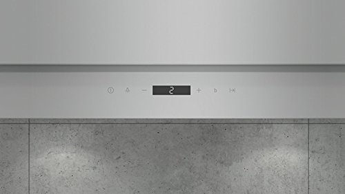 Siemens lc97flp10 dunstabzugshaube flachschirmhaube 89 cm metall