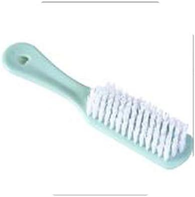 Cepillo de mango largo para limpiar zapatos de lana suave, cepillo ...