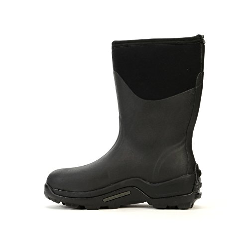 The Original MuckBoots MuckMaster Mid Boot,Black,11 M US Mens/12 M US Womens by Muck Boot (Image #2)