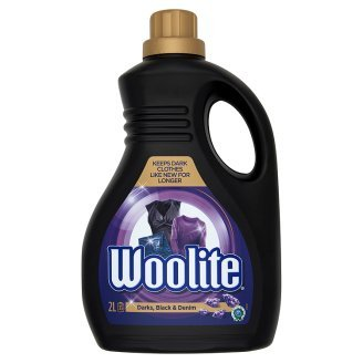 Woolite Liquid 2 Liters, 67 Ounces, 33 Loads Dark, Black & Denim