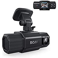 Anker Roav Dual FHD 1080p DashCam Duo with Built-in GPS, G-Sensor, Parking Mode