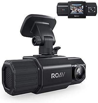Anker Roav Dual FHD 1080p DashCam Duo