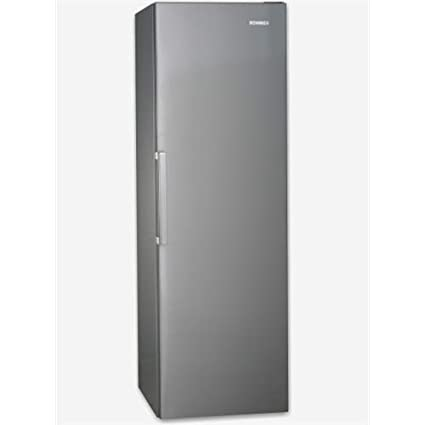 Rommer Congelador Vertical CV86NF A+ INOX: Amazon.es: Hogar