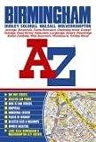 Birmingham Street Atlas (A-Z Street Atlas)
