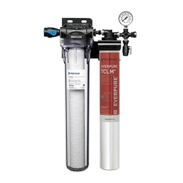 Everpure EV977121 Coldrink 1-7CLM+ Fountain Filtration System ()