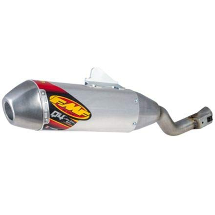 17-18 HONDA CRF250LR: FMF Q4 Hex Spark Arrestor Slip-On Exhaust ()