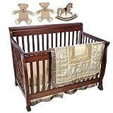 FAO Schwarz Manhattan 7-Piece Crib Bedding Set by KidsLine