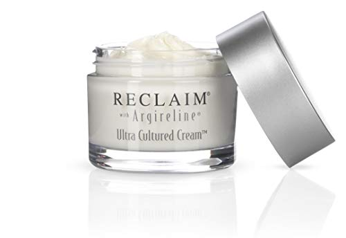 Principal Secret - Reclaim with Argireline - Ultra Cultured Cream - Hydrating Moisture For Extreme Dry Skin - 90 Day Supply/1.41 Ounces