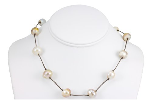Freshwater Cultured Pearl Neck