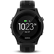 Garmin Forerunner 935 Running GPS Unit (Black) (Renewed)