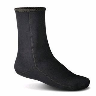 Neoprene Socks Color Black Scuba Surfing SNORLKING Size XL
