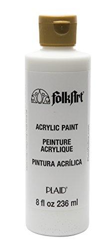 FolkArt Acrylic Paint in Assorted Colors (8 oz), K987, Wicker (Wicker Shade Finish)