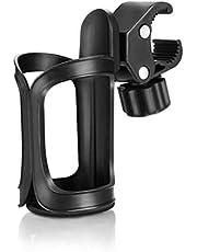 Barnvagn Bottle Holder Cykel Cup Holder Universal 360 graders rotation Antislip mugghållare för barnvagn Barnvagn Cykelrullstols MotorcycleHigh kvalitet barnvagnar och tillbehör, kundvagn säten