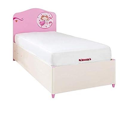 Dafnedesign.com - Letto per Cameretta per ragazza o bambina ...