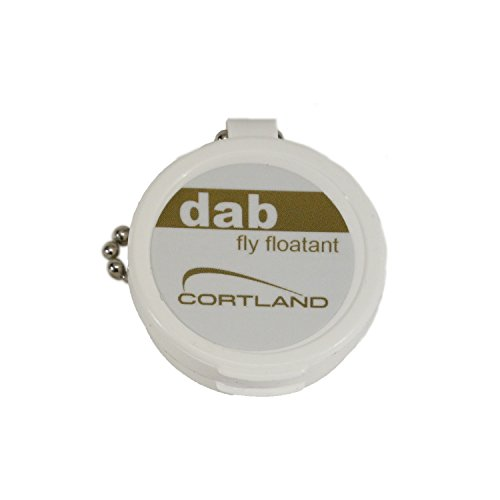 Cortland Dab Fly Floating