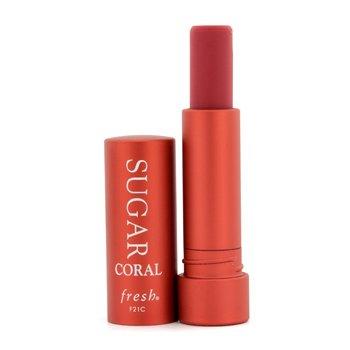 Fresh Sugar Lip Treatment SPF 15, Coral, 0.15 Ounce ()