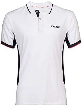 NOX Polo Meta 10TH Blanco