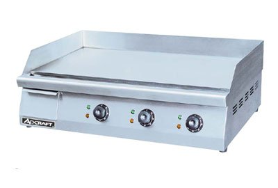 Admiral Craft GRID-30 30'' Electric Countertop Griddle, 220v
