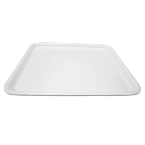 "Genpak 18"" Supermarket Tray in White"