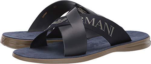 Emporio Armani Men's Dubai Sandal Night 7 M ()
