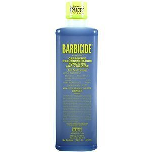 BARBICIDE Salon Disinfectant Anti Rust Formula Tool Sterilizer Cleaner - General Grooming Brush